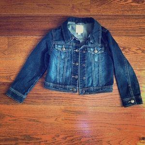 Girls Denim Jacket 5/6